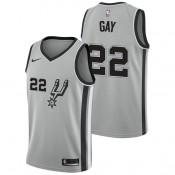 136a5bccbd335 Rudy Gay - Hombre San Antonio Spurs Nike Statement Swingman Camiseta de la  NBA Ventas Baratas