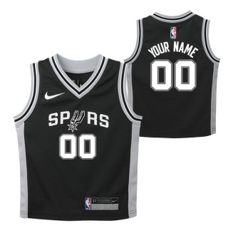 San Antonio Spurs Nike Icon Replica Camiseta de la NBA - Personalizada - Niño Baratas en línea