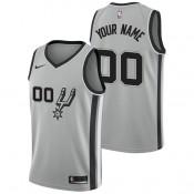 San Antonio Spurs Nike Statement Swingman Camiseta de la NBA - Personalizada - Hombre en línea