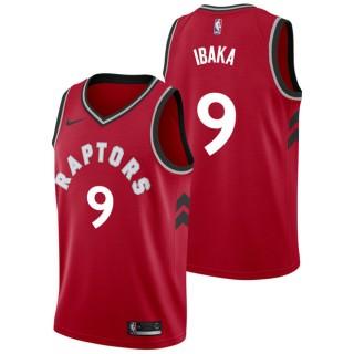 Serge Ibaka - Hombre Toronto Raptors Nike Icon Swingman Camiseta de la NBA Codigo Promocional