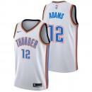 Steven Adams - Hombre Oklahoma City Thunder Nike Association Swingman Camiseta de la NBA Ventas Baratas