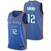 España Steven Adams - Hombre Oklahoma City Thunder Nike Icon Swingman Camiseta de la NBA
