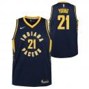 Thaddeus Young - Adolescentes Indiana Pacers Nike Icon Swingman Camiseta de la NBA Shop España