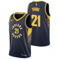 Thaddeus Young - Hombre Indiana Pacers Nike Icon Swingman Camiseta de la NBA Codigo Promocional