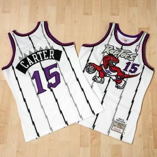 Toronto Raptors – Camiseta de la primera equipación auténtico de Vince Carter 1998–99 de Mitchell & Ness Compras En Línea
