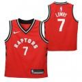 Baratas Toronto Raptors Nike Icon Replica Camiseta de la NBA - Kyle Lowry - Niño