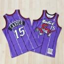 Toronto Raptors Vince Carter 1998-99 Road Authentic Camiseta By Mitchell & Ness Precio Promocional