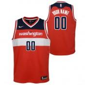 Washington Wizards Nike Icon Swingman Camiseta de la NBA - Personalizada - Adolescentes Tienda En Madrid