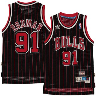 Youth Chicago Bulls Dennis Rodman Negro Soul Camiseta Outlet Caspe