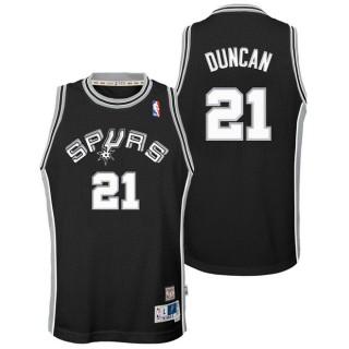 Youth San Antonio Spurs Tim Duncan Hardwood Classics Road Swingman Camiseta Outlet Bonaire