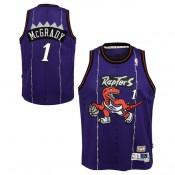 Youth Toronto Raptors Tracy McGrady Hardwood Classics Road Swingman Camiseta Ventas Baratas Andalucia