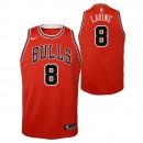 Zach Lavine - Adolescentes Chicago Bulls Nike Icon Swingman Camiseta de la NBA Precios