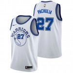 Zaza Pachulia - Hombre Golden State Warriors Nike Classic Edition Swingman Camiseta Oficiales