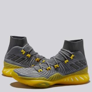 adidas Crazy Explosive 2017 Prime Knit Zapatilla de Baloncesto - Energy - Hombre Outlet Madrid