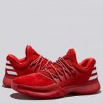 adidas Harden Vol.1 Zapatilla de Baloncesto - Triple Rojo - Hombre Ofertas